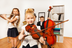 Music and Gymnastics Program